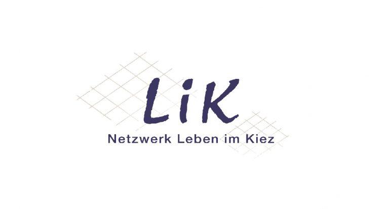 "Logo Netzwerk ""Leben im KIez"""