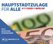Online-Petition #HauptstadtzulageFürAlle